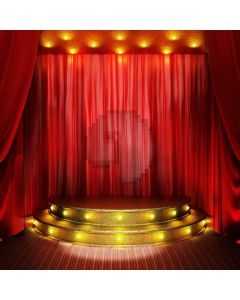 Curtain Light Computer Printed Photography Backdrop ABD-172
