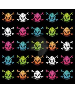 Skull Pattern Computer Printed Photography Backdrop ABD-521