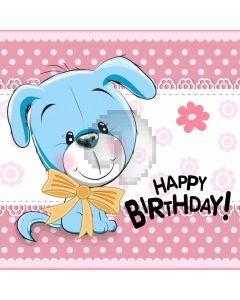 Birthday Cartoon Animal Computer Printed Photography Backdrop ABD-686