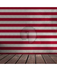 Stripes Wooden Floor Computer Printed Photography Backdrop ABD-846