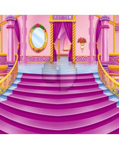 Stairs Mirror Palace Computer Printed Photography Backdrop ABD-938