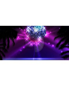 Tree Light Computer Printed Dance Recital Scenic Backdrop ACP-1141
