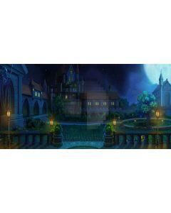 Darkness Falling Computer Printed Dance Recital Scenic Backdrop ACP-220