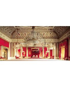 splendour palace Computer Printed Dance Recital Scenic Backdrop ACP-421