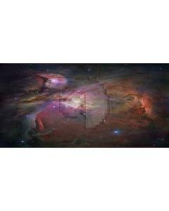 Colourful Nebula Computer Printed Dance Recital Scenic Backdrop ACP-568