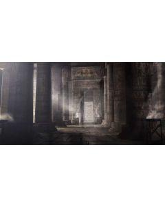 Pillar Light Door Computer Printed Dance Recital Scenic Backdrop ACP-954