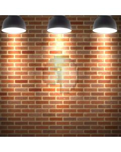 Brick Light Computer Printed Photography Backdrop AUT-390