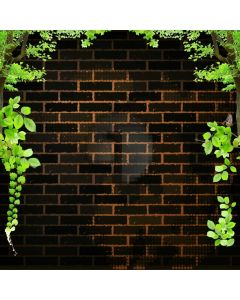 Wall Tree Computer Printed Photography Backdrop AUT-520