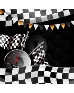 Watch Flag Computer Printed Photography Backdrop AUT-583
