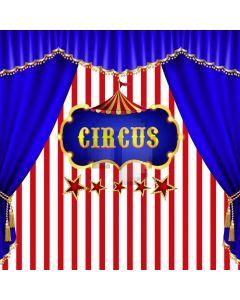Circus Curtain Computer Printed Photography Backdrop AUT-619
