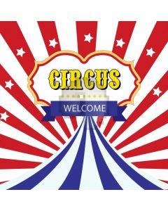 Circus Star Computer Printed Photography Backdrop AUT-667