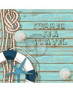 Sea Shell Computer Printed Photography Backdrop AUT-674