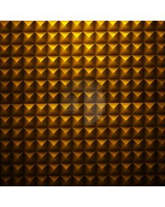 Graphic Golden Computer Printed Photography Backdrop AUT-814
