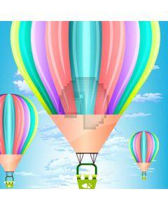 Ballon Sky Computer Printed Photography Backdrop AUT-948