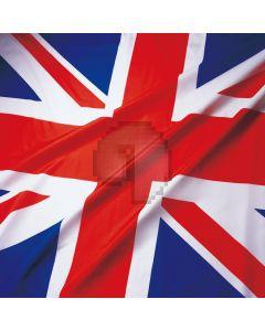 British flag Computer Printed Photography Backdrop DGX-005