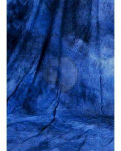 Blue Tie-Dye Photography Muslin Backdrop Background DT-BJ-ZR0001