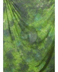 Green Gray Tie-Dye Photography Muslin Backdrop Background DT-BJ-ZR0010