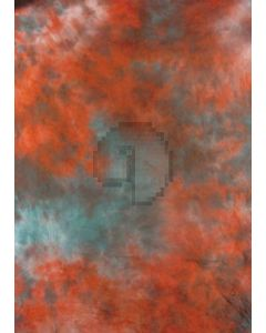 Red, blue, brown Tie-Dye Photography Muslin Backdrop Background DT-BJ-ZR0022