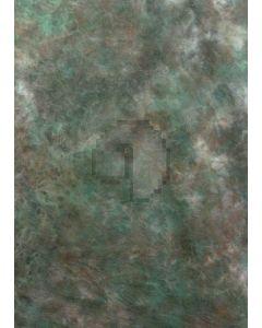 Green-brown Tie-Dye Photography Muslin Backdrop Background DT-BJ-ZR0027
