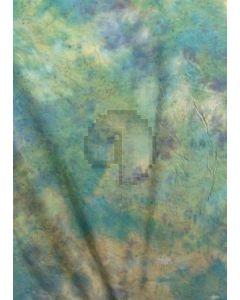 Green pink Tie-Dye Photography Muslin Backdrop Background DT-BJ-ZR0035
