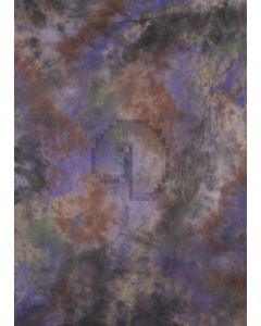 Purple Black Red Tie-Dye Photography Muslin Backdrop Background DT-BJ-ZR0036