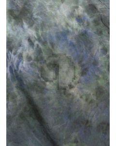 Black Green Tie-Dye Photography Muslin Backdrop Background DT-BJ-ZR0037
