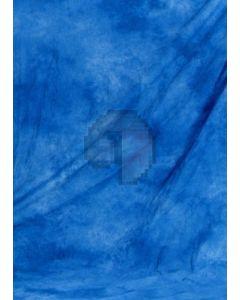Blue Tie-Dye Photography Muslin Backdrop Background DT-BJ-ZR0056