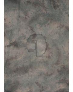 Gray Tie-Dye Photography Muslin Backdrop Background DT-BJ-ZR0059