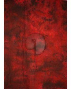 Red Tie-Dye Photography Muslin Backdrop Background DT-BJ-ZR0063