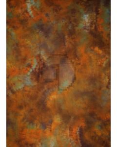 Yellow-brown Tie-Dye Photography Muslin Backdrop Background DT-BJ-ZR0064