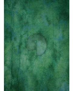 Green Tie-Dye Photography Muslin Backdrop Background DT-BJ-ZR0068