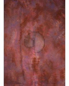 Reddish-brown Tie-Dye Photography Muslin Backdrop Background DT-BJ-ZR0084
