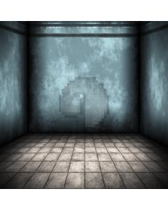 Empty room Computer Printed Photography Backdrop DT-SL-065