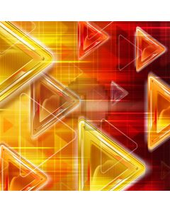 Geometric shapes Computer Printed Photography Backdrop DT-SL-153