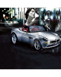 Luxury car Computer Printed Photography Backdrop DT-XU-0348