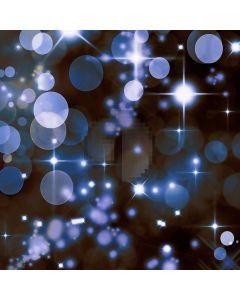 Light Bubble Black Purple Computer Printed Photography Backdrop DTU-814
