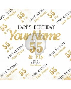 Happy Birthday Fly Banner Computer Printed Photography Backdrop HXB-003