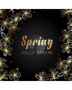 Spring Computer Printed Photography Backdrop HXB-914