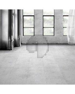White Empty Room Computer Printed Photography Backdrop HY-CM-3352