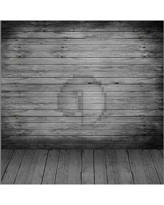 Grey Battens Computer Printed Photography Backdrop HY-CM-3471