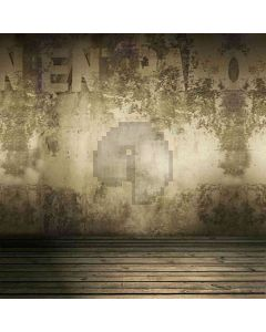 Old Peeled Wall Computer Printed Photography Backdrop HY-CM-3584
