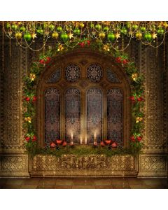 The Door Of The Candle  Computer Printed Photography Backdrop L-818