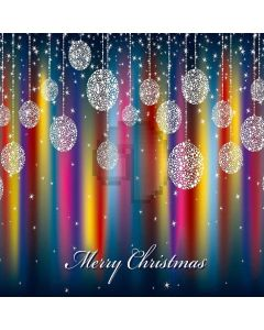 Christmas Texture Computer Printed Photography Backdrop LMG-066