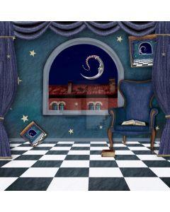 Magic Room Computer Printed Photography Backdrop LMG-115