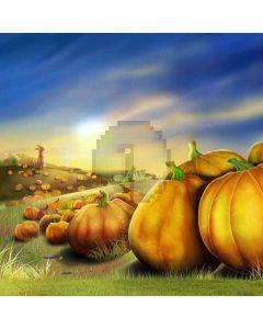 Autumn Pumpkins Computer Printed Photography Backdrop LMG-466
