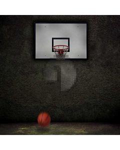 Basketball Court Computer Printed Photography Backdrop LMG-689