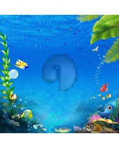 Sea Fish Computer Printed Photography Backdrop LMG-755