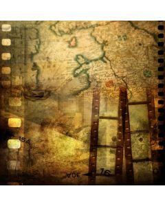Ladder Map Computer Printed Photography Backdrop LMG-771