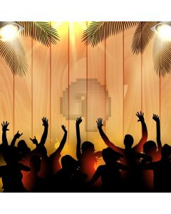 Stage People Light Computer Printed Photography Backdrop LMG-946
