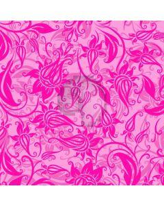 Pink Pattern Bloom Computer Printed Photography Backdrop LMG-960